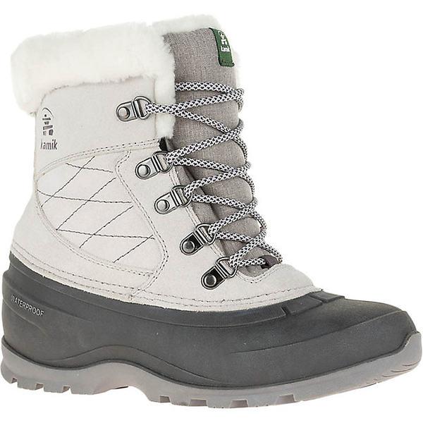 カミック レディース ブーツ&レインブーツ シューズ Kamik Women's SnovalleyL Boot Light Grey