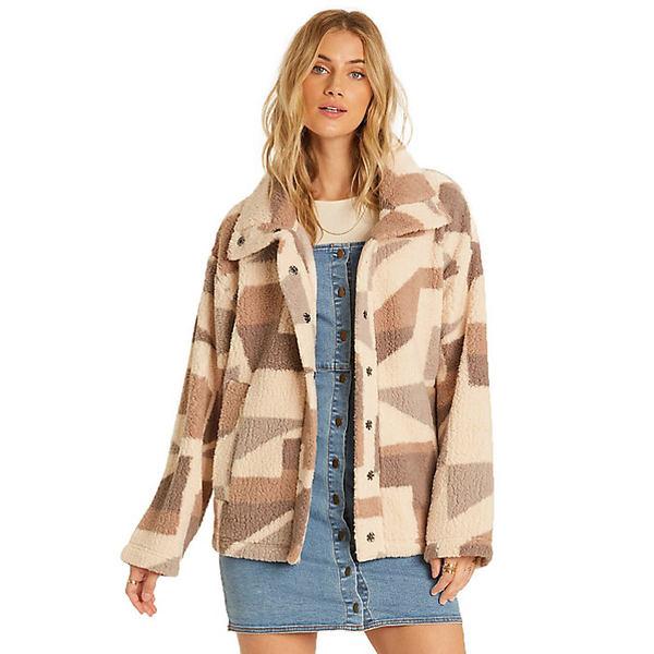 ビラボン レディース ジャケット&ブルゾン アウター Billabong Women's Cozy Days Jacket Neutral
