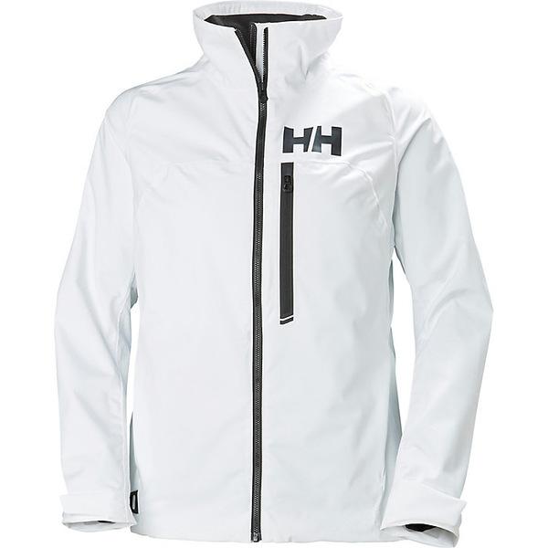 ヘリーハンセン レディース ジャケット&ブルゾン アウター Helly Hansen Women's HP Racing Midlayer Jacket White