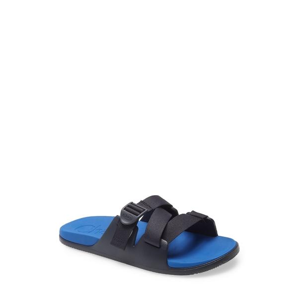 チャコ メンズ シューズ サンダル Active Blue 全商品無料サイズ交換 チャコ メンズ サンダル シューズ Chillos Slide Sandal Active Blue