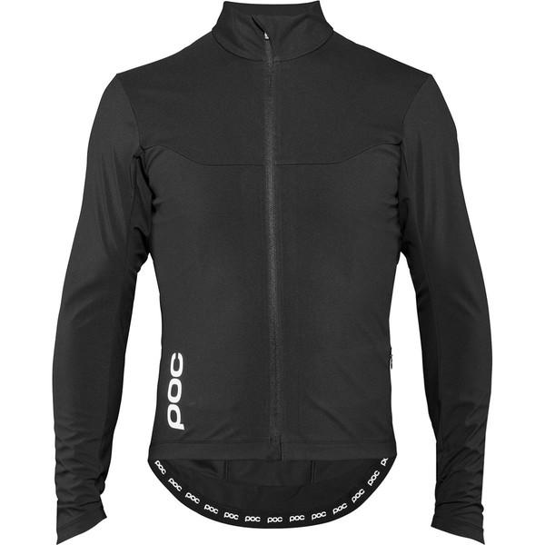 ピーオーシー メンズ サイクリング スポーツ Essential Road Windproof Jersey Uranium Black