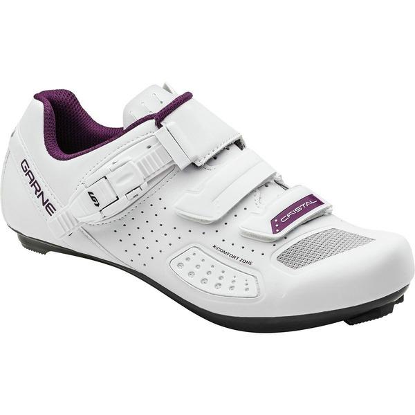イルスガーナー レディース サイクリング スポーツ Cristal II Cycling Shoe White