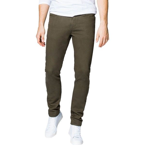 DU/ER メンズ カジュアルパンツ ボトムス No Sweat Slim Fit Pant Army Green