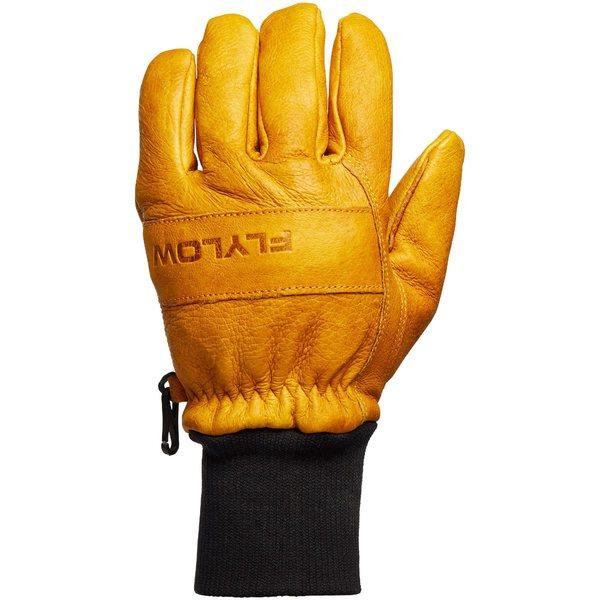 フライロー メンズ 手袋 アクセサリー Ridge Leather Glove Natural