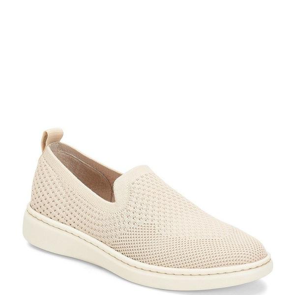 ボーン レディース スニーカー シューズ Patton Knit Slip On Sneakers Natural