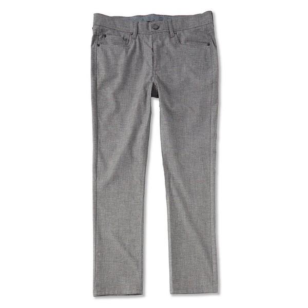 ムラノ メンズ カジュアルパンツ ボトムス Evan Extra Slim-Fit 5-Pocket Pants Grey