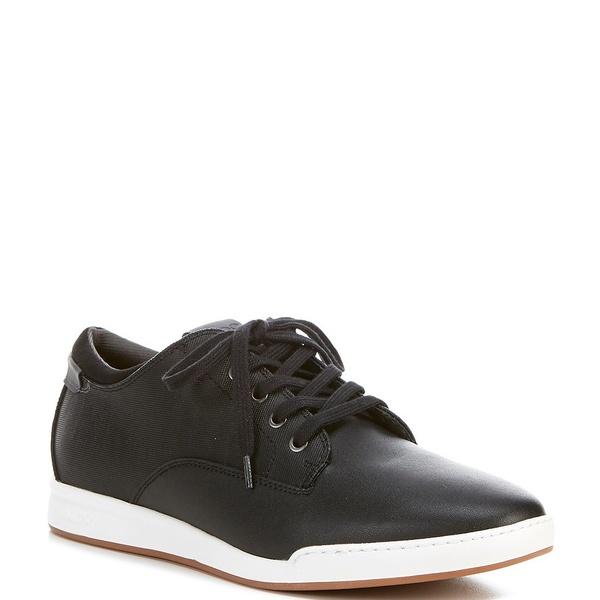アルド メンズ スニーカー シューズ Men's Marong Leather Sneakers Black