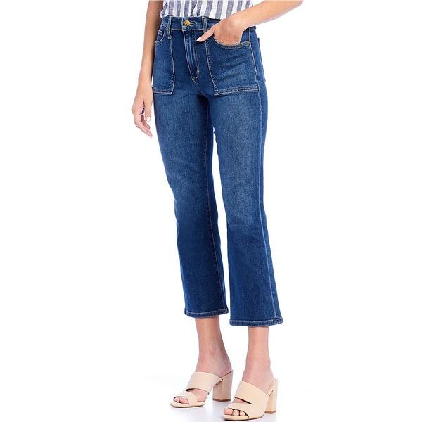 ジョーズジーンズ レディース デニムパンツ ボトムス Callie Utility Pocket Crop Jeans Lucy