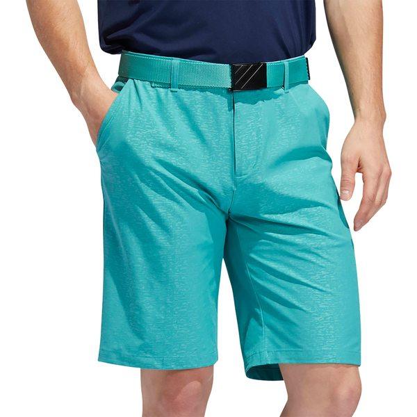 アディダス メンズ ハーフ&ショーツ ボトムス adidas Men's Ultimate365 Camo Golf Shorts TrueGreen