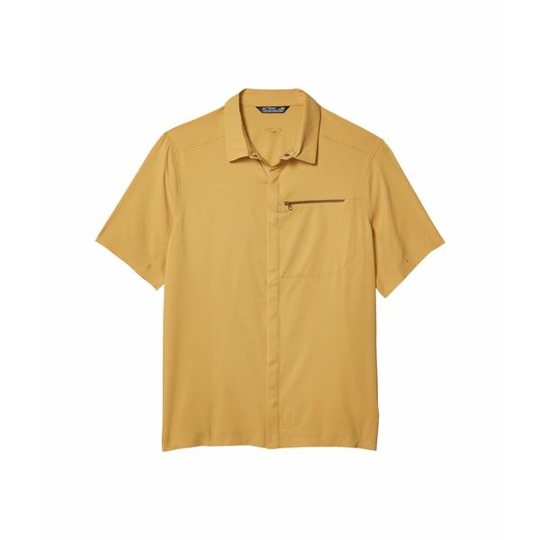 アークテリクス メンズ シャツ トップス Skyline Short Sleeve Shirt Mutu