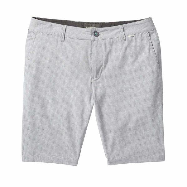 リンクソウル メンズ ハーフ&ショーツ ボトムス LS6115 Perforated Boardwalker Shorts Grey