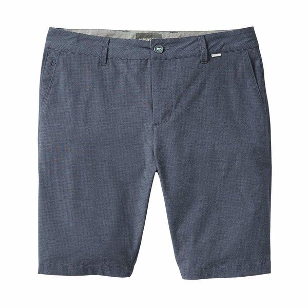 リンクソウル メンズ ハーフ&ショーツ ボトムス LS6115 Perforated Boardwalker Shorts Navy