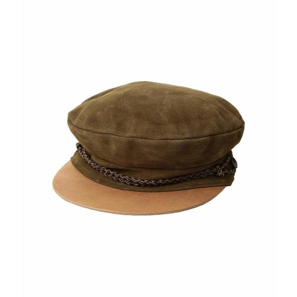 ブリクストン レディース 帽子 アクセサリー Kayla Cap Brown/Brown