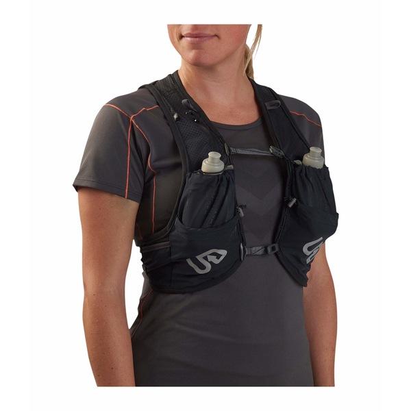 ウルティメートディレクション メンズ バックパック・リュックサック バッグ Marathon Vest V2 Onyx