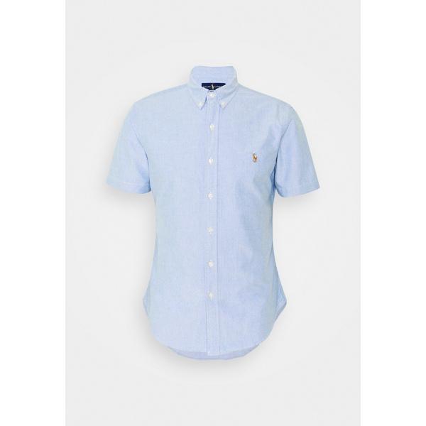 ラルフローレン メンズ トップス バースデー 記念日 ギフト 国内在庫 贈物 お勧め 通販 シャツ blue 全商品無料サイズ交換 Shirt OXFORD pify003e -