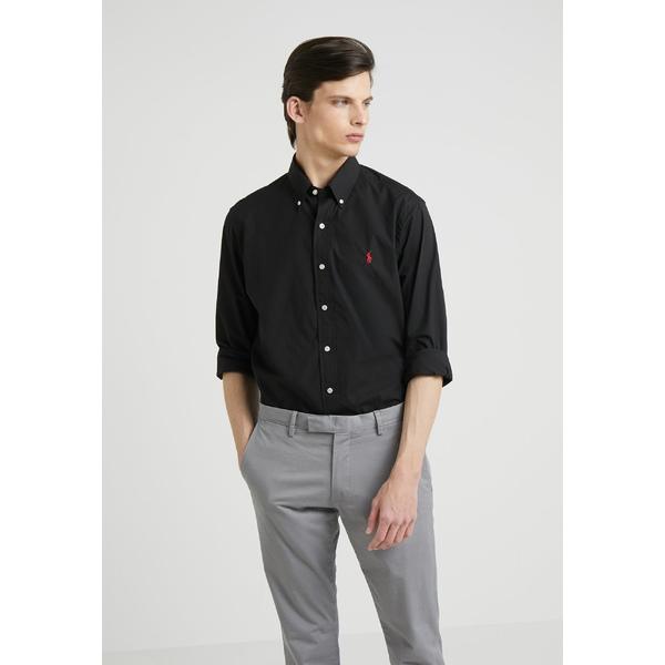 ラルフローレン メンズ トップス シャツ schwarz pify003f ハイクオリティ - 全商品無料サイズ交換 NATURAL 買物 Shirt