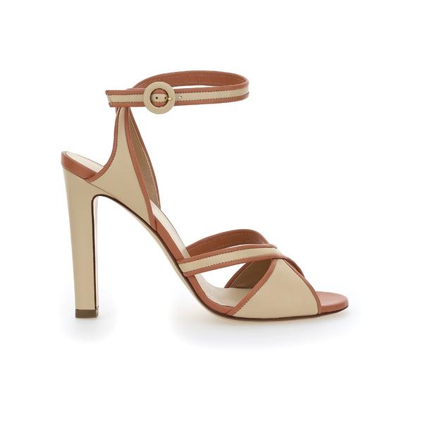 55%以上節約 フランシスコロッソ レディース サンダル シューズ Francesco Russo Strapped Sandals -, kimono梅千代 2b86c5f0