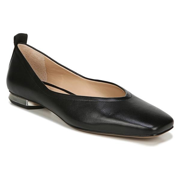 フランコサルト レディース サンダル シューズ Franco Sarto Ailee Flat (Women) Black Leather