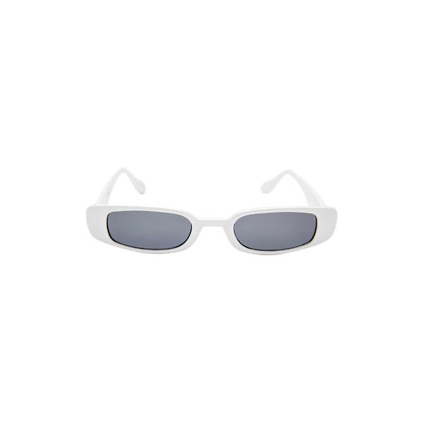 ラッドプラスリファインド レディース サングラス&アイウェア アクセサリー Rad + Refined Mini Rectangle Sunglasses White