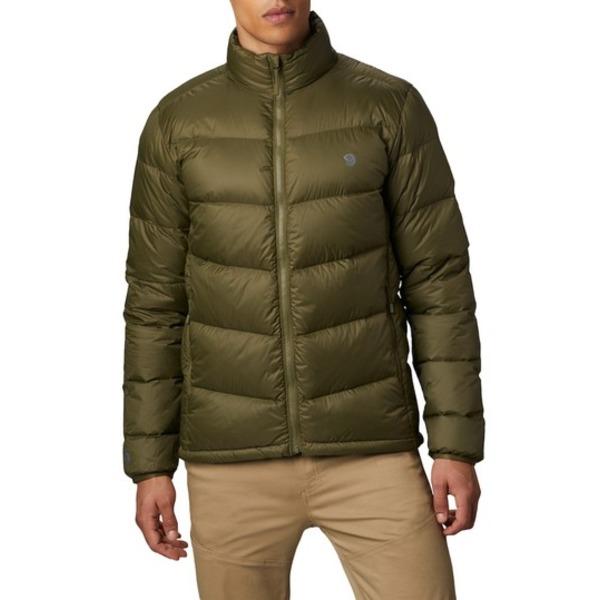 Mt. アウター GREEN マウンテンハードウェア Eyak メンズ Jacket ジャケット&ブルゾン COMBAT Quilted