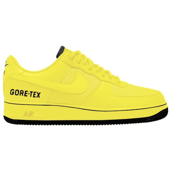 ナイキ メンズ バスケットボール スポーツ Air Force 1 Low Dynamic Yellow/Black | GTX