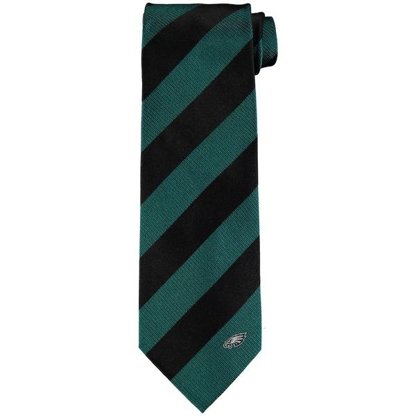 エーグルウィング メンズ ネクタイ アクセサリー Philadelphia Eagles Regiment Woven Silk Tie Unknown