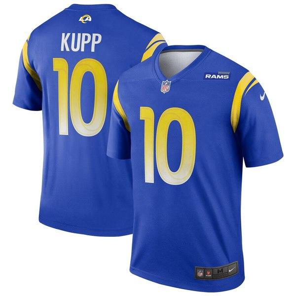 ナイキ メンズ シャツ トップス Cooper Kupp Los Angeles Rams Nike Legend Jersey Royal
