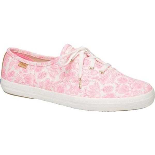 ケッズ レディース スニーカー シューズ Champion Moxie Sneaker Neon Pink Textile