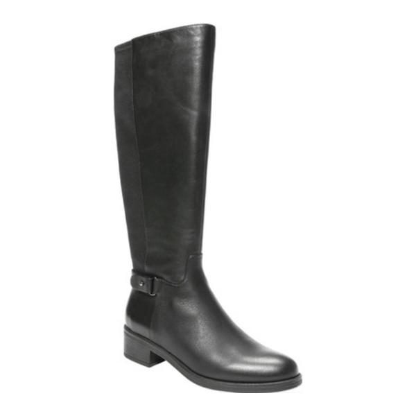 ベネリ レディース ブーツ&レインブーツ シューズ Rance Knee High Boot Black Nappa Leather