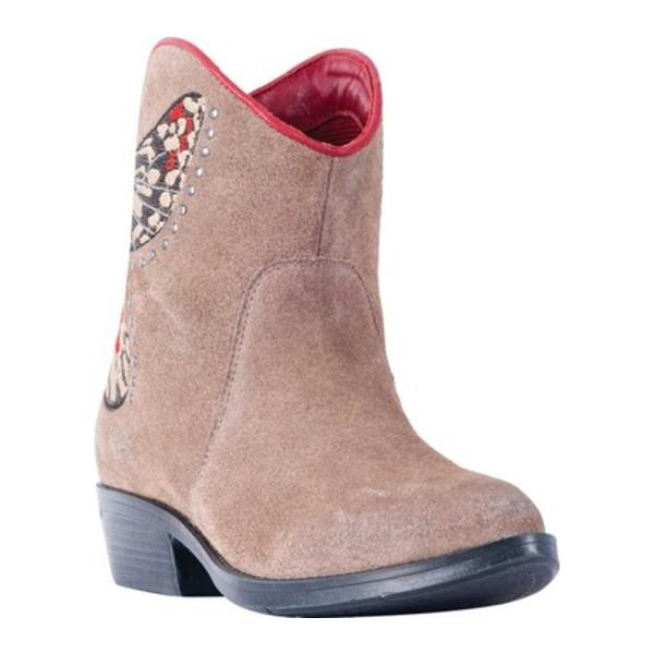 ラレド レディース ブーツ&レインブーツ シューズ Flutter Ankle Boot 52184 Taupe Leather