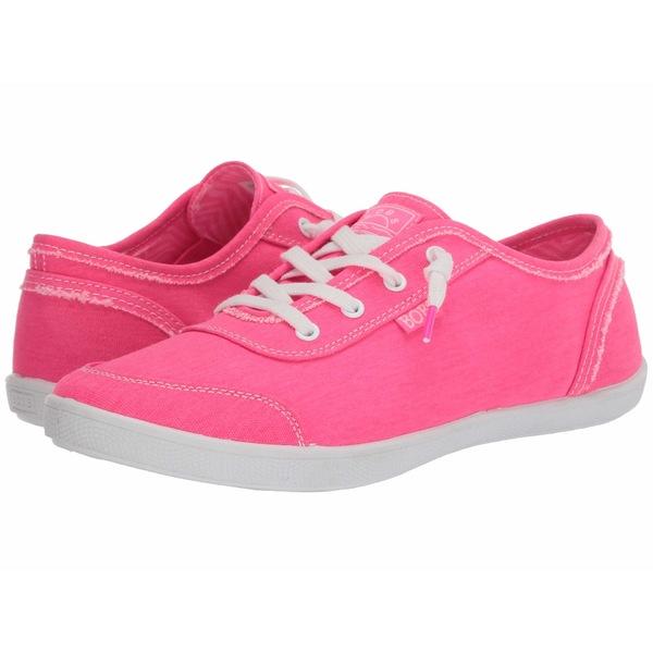 スケッチャーズ レディース スニーカー シューズ Bobs B Cute Neon Pink