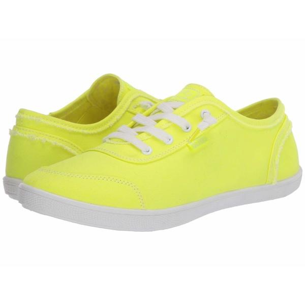 スケッチャーズ レディース スニーカー シューズ Bobs B Cute Neon Yellow