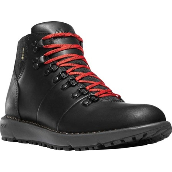 ダナー レディース ブーツ&レインブーツ シューズ Vertigo 917 GORE-TEX Waterproof Boot Black Full Grain Leather