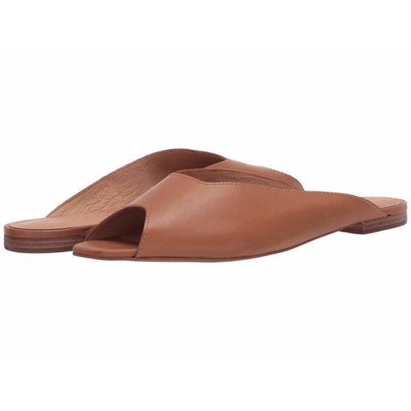 メイドウェル レディース サンダル シューズ Erica Peep-Toe Mule English Saddle