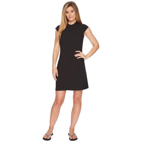 アークテリクス レディース ワンピース トップス Cala Dress Black