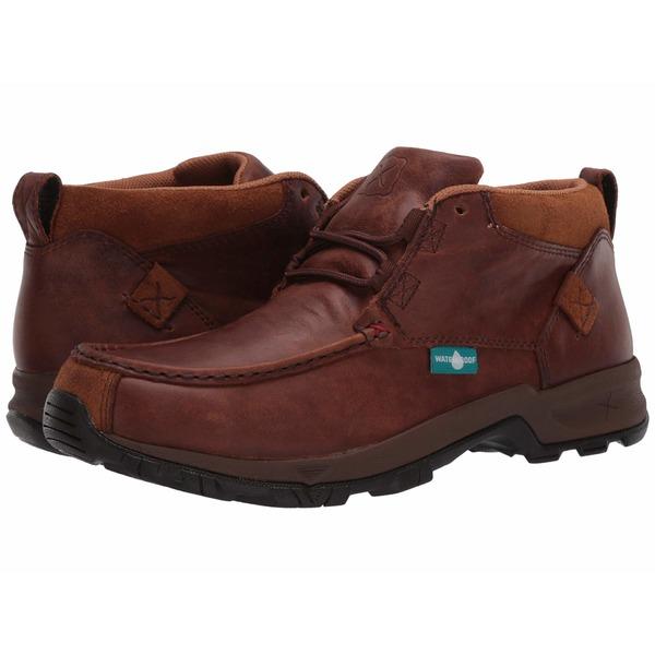ツイステッド エックス メンズ ブーツ&レインブーツ シューズ MHKW002 Brown