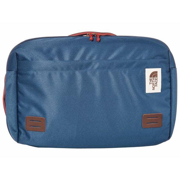 ノースフェイス メンズ バックパック・リュックサック バッグ Travel Duffel Pack Blue Wing Teal/Barolo Red