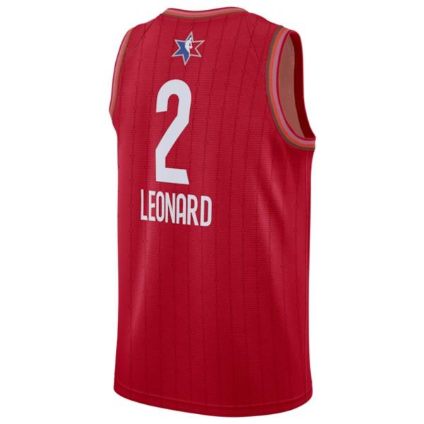 ジョーダン メンズ フィットネス スポーツ NBA AllStar Game Swingman Jersey NBA | Los Angeles Clippers | Kawhi Leonard | Red