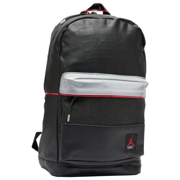 ジョーダン レディース バックパック・リュックサック バッグ Air Jordan Retro 4 Backpack Black/Wolf Grey
