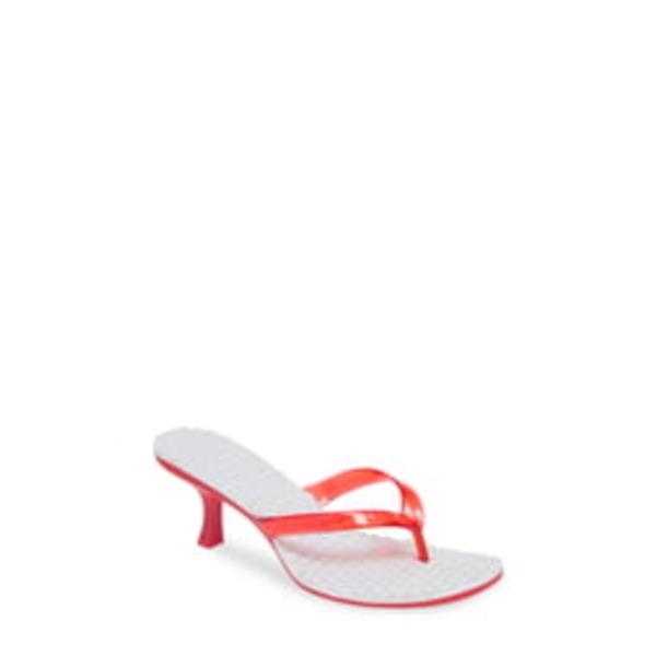 ジェフリー キャンベル レディース サンダル シューズ Thong 2 Slide Sandal Red