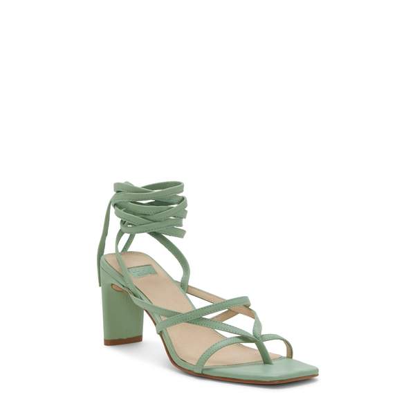 ルイスエシー レディース サンダル シューズ Lehana Wraparound Ankle Strap Sandal Sugar Apple Leather