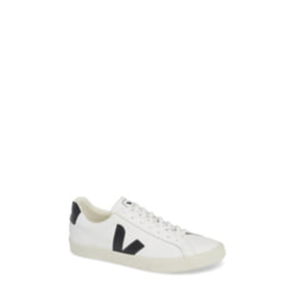 ヴェジャ レディース スニーカー シューズ Esplar Sneaker Extra White Black