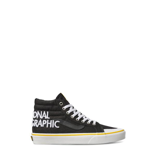 バンズ メンズ スニーカー シューズ x National Geographic Sk8-Hi Reissue 138 Sneaker Logo