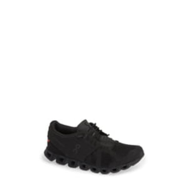 オン レディース スニーカー シューズ Cloud Running Shoe All Black
