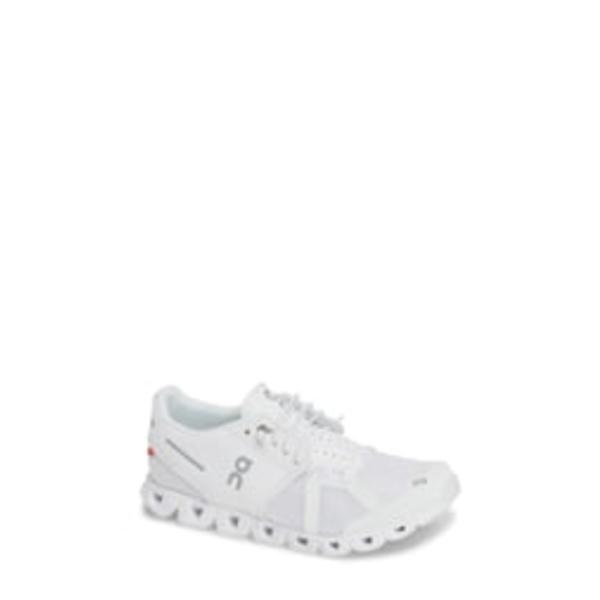 オン レディース スニーカー シューズ Cloud Running Shoe All White