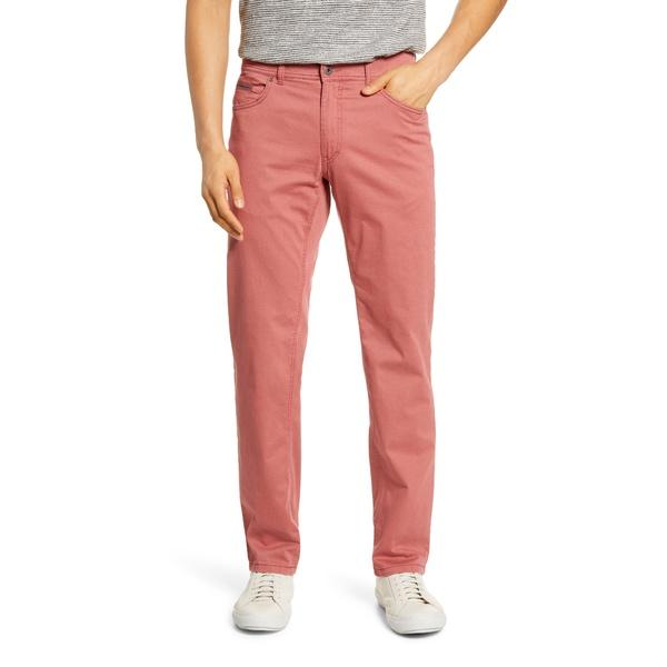 ブラックス メンズ カジュアルパンツ ボトムス Cooper Five Pocket Stretch Cotton Pants Cherry