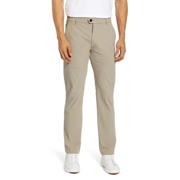 グレイソン メンズ カジュアルパンツ ボトムス Montauk Slim Straight Stretch Nylon Technical Pants Riverstone