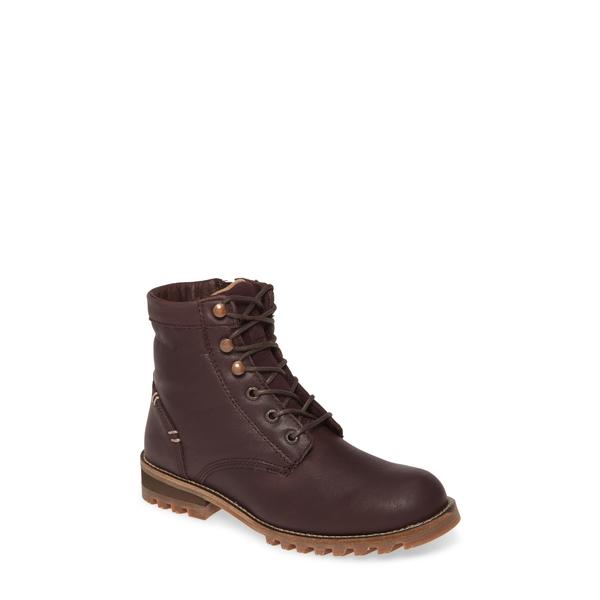 コディアック レディース ブーツ&レインブーツ シューズ Mahone Insulated Waterproof Boot Eggplant Waterproof Leather