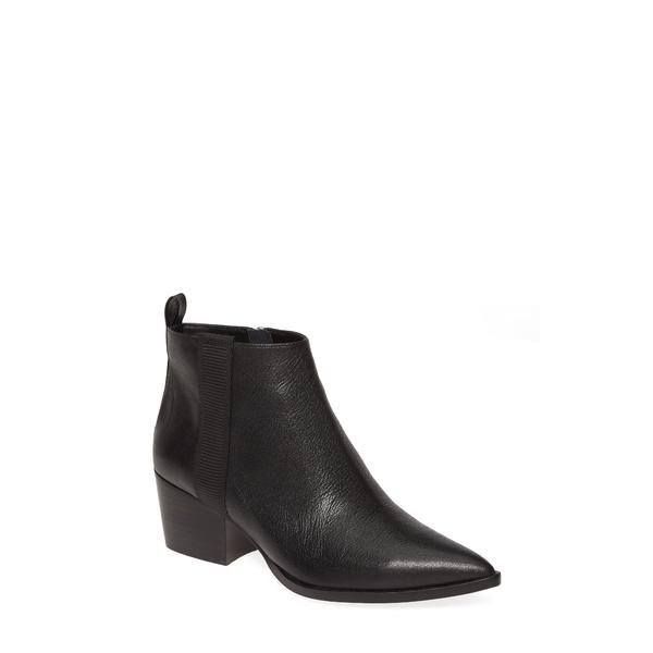 リネアパウロ レディース ブーツ&レインブーツ シューズ Sevilla II Bootie Black Nappa Leather