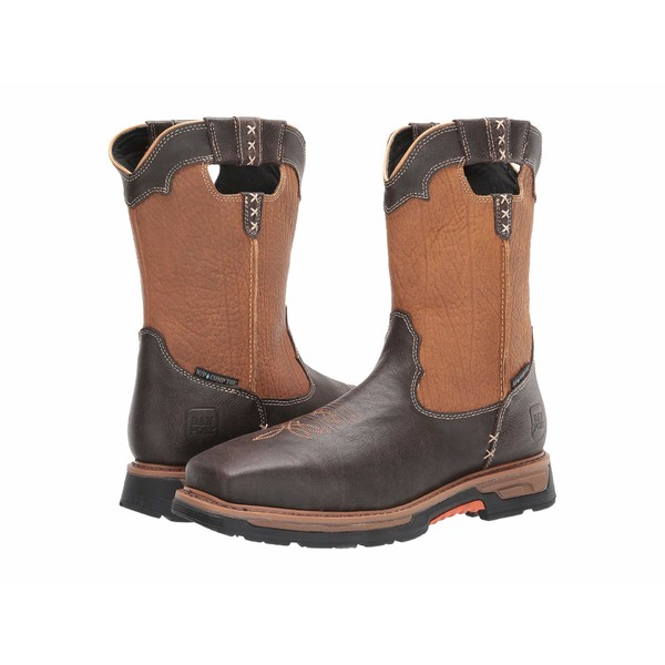 ダンポスト メンズ ブーツ&レインブーツ シューズ Scoop WP Composite Toe Rust